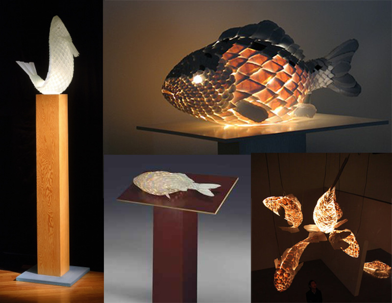 If It's Hip, It's Here (Archives): Frank Gehry's Fish ...