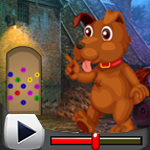 G4K Funny Dog Rescue Game Walkthrough