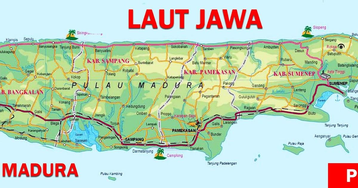 ~Inilah Sejarah Terpisahnya Pulau Jawa Dengan Sumatra