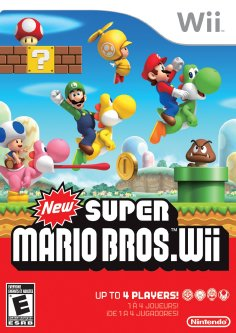 New Super Mario Bros Wii - Download Game Nintendo Wii Free