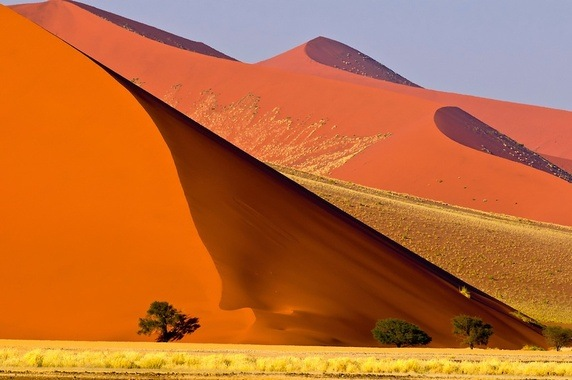 Sossusvlei Sand Dunes, Highest Sand Dunes in the world in Namibia