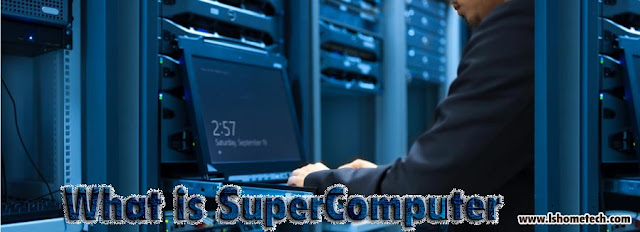 what is super computer, hybrid computer