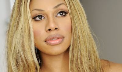 Laverne Cox Artis Hollywood Tercantik 2015