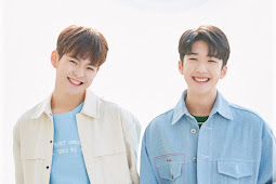 TREASURE13 NEW PROFILE 'YOSHI & HA YOON BIN'