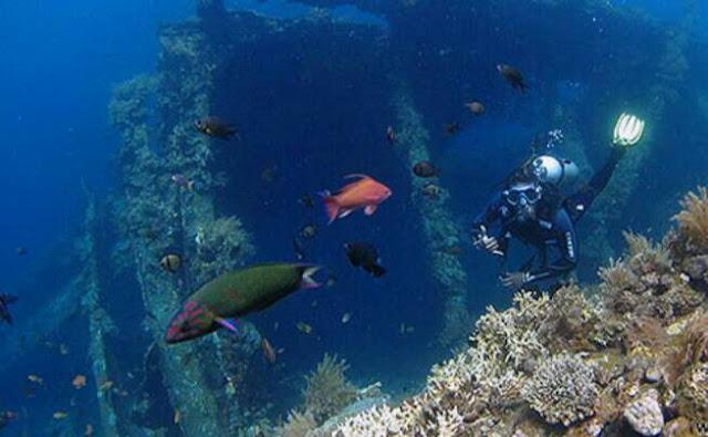 Spot wisata terbaik bali, pantai amed dan tulamben