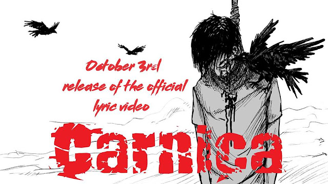 "Carniça - ""Carniça"" Official lyric video"
