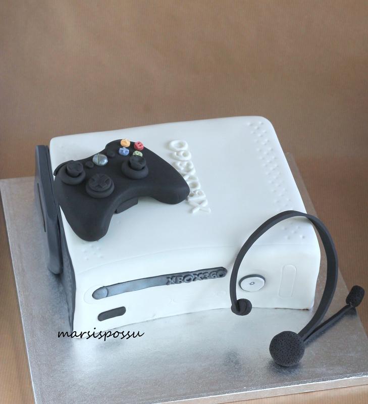 Xbox kakku