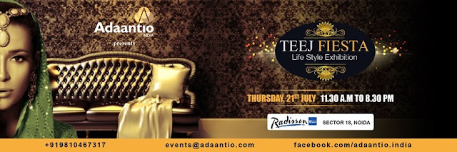 Noida Diary: Teej Fiesta by Adaantio India