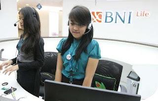 Lowongan Kerja PT. Bank BNI Life Insurance (Ditutup 12 Februari 2017)