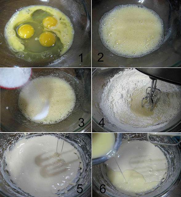 Gradually Add Sugar Pic 3 Beating Until Mixture Is Light And Fluffy