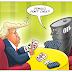 Donald Trump mencetuskan peningkatan minyak