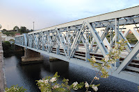 Viaducto en Pontesampaio  (Pontevedra)