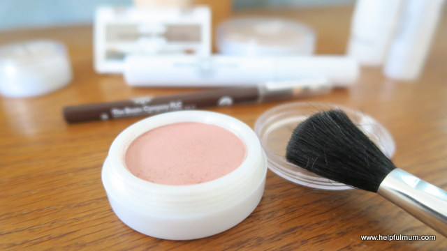 Boots Natural Collection blusher