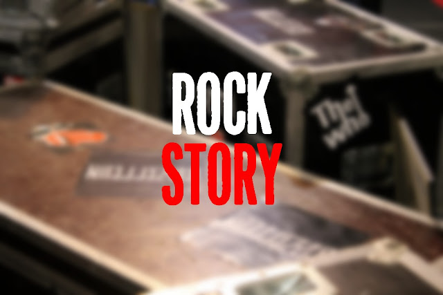 foire internationale de rouen rock story 2016