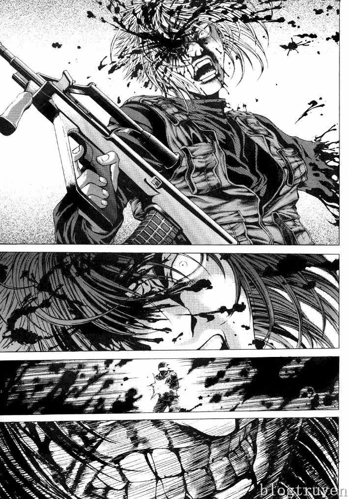 Zombie hunter chap 8 trang 54
