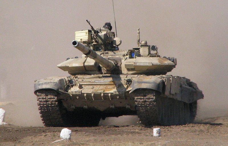 tank terbaik rusia