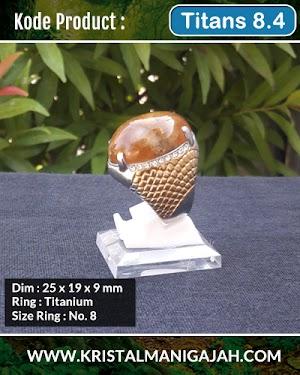 Cincin MG Titans 84