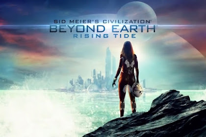 Free Download Game Civilization Beyond Earth Rising Tide for Computer or Laptop