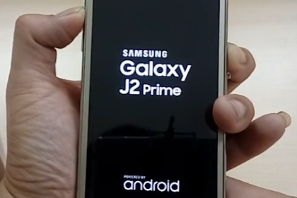 Cara Hard Reset Samsung Galaxy J2 Pime