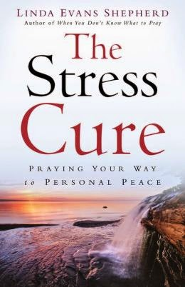 Review - The Stress Cure by Linda Evans Shepherd