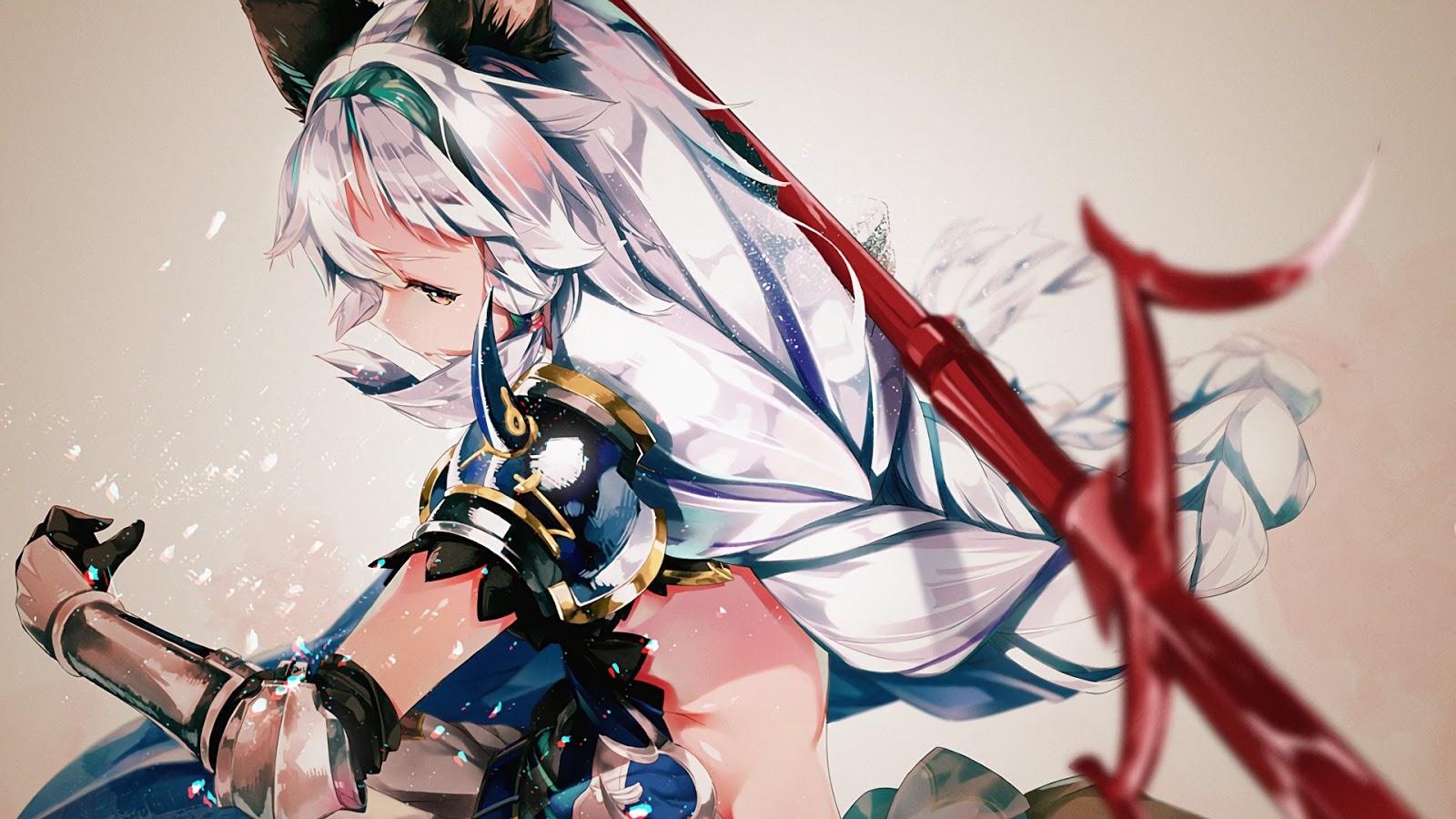 Fate AowVN%2B%25285%2529 - [ Hình Nền ] Anime Fate/GrandOrder tuyệt đẹp Full HD | Wallpaper