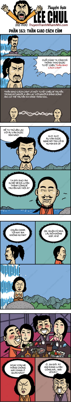 Lee Chul (bộ mới) phần 163: Thần giao cách cảm