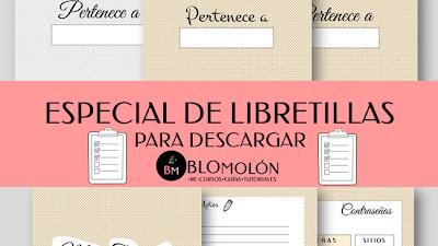 Especial De Libretillas Para Descargar