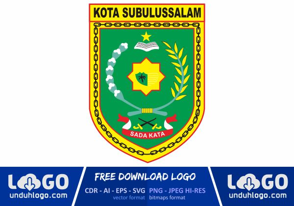 Logo Kota Sabulussalam