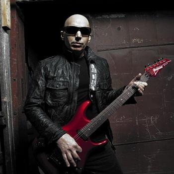 Guitarrista - Joe Satriani
