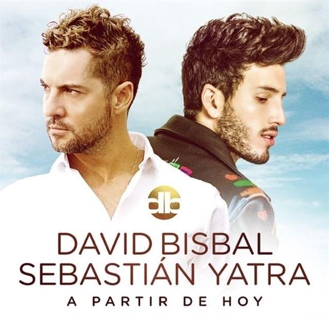David Bisbal, Sebastian Yatra, A partir de hoy, descargar, video