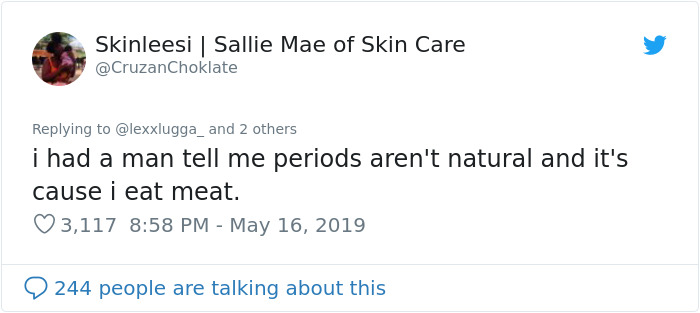 30 Tweets Of Women Sharing Ridiculous Things Men Have Said About Their Bodies