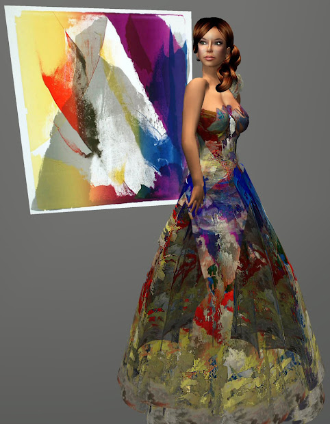 Fashion Inspired by Art