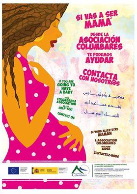 Campaña de recogida de artículos de bebé.