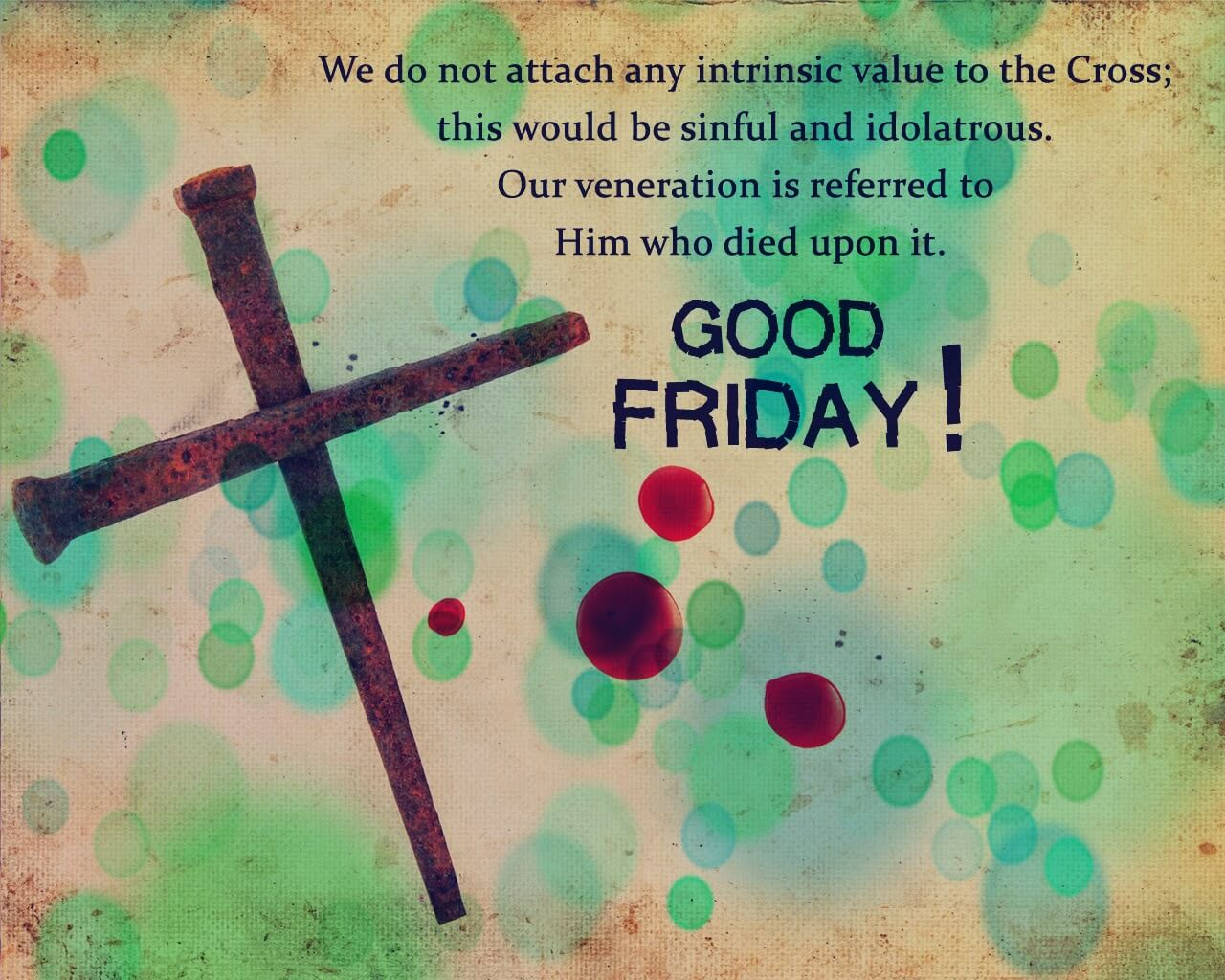 Good Friday Wishes & Quotes