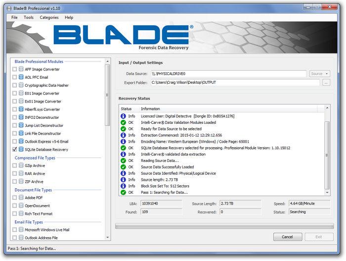 Blade Professional
