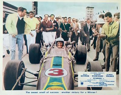 Winning 1969 Paul Newman Image 4