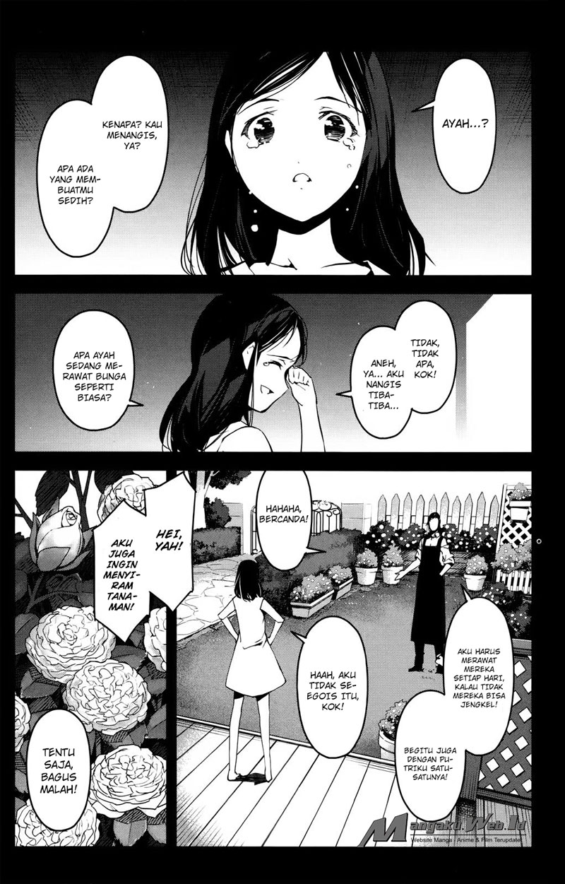 Darwin's Game Chapter 32-35