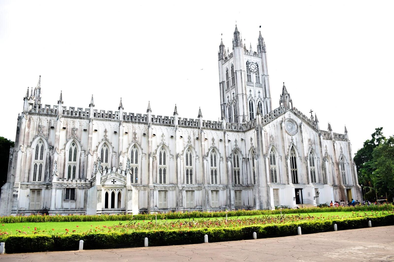 St. Pauls Cathedral Kolkata @DoiBedouin