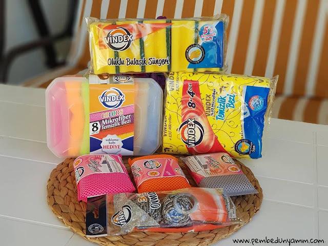 vindex temizlik ürünleri