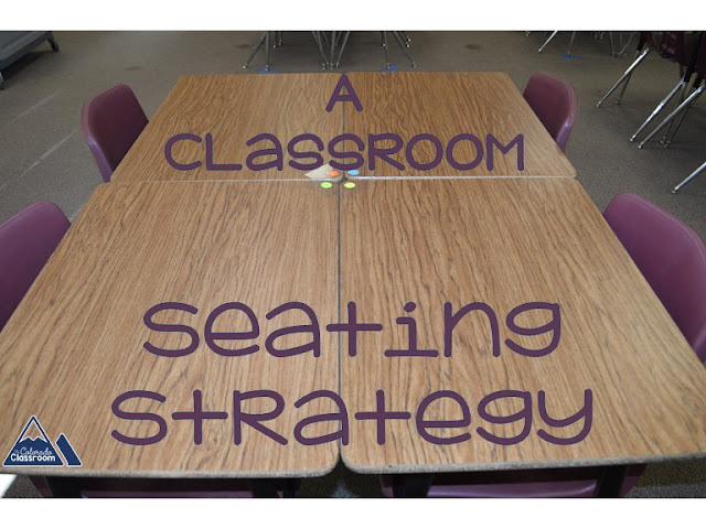 A Classroom Seating Strategy - A Kagan Method Explained
