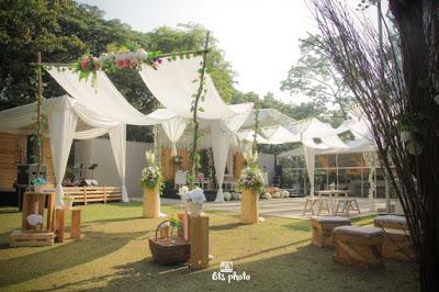 Bikin Ngirit Biayamu! Inilah 6 Rekomendasi Gedung Pernikahan di Bandung