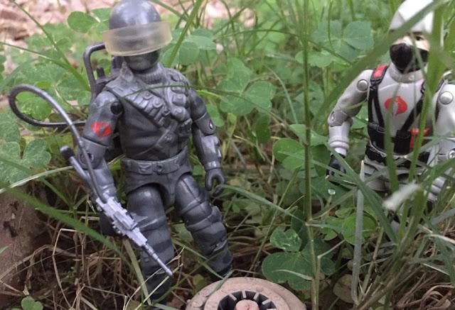 1984 Firefly, 1983 FANG, Stinger, Hiss Driver, Wal Mart, Unproduced, Destro, Cobra Trooper, Stalker, Snake Eyes, Palitoy, Action Force, 1985 Crimson Guard, Stinger Driver