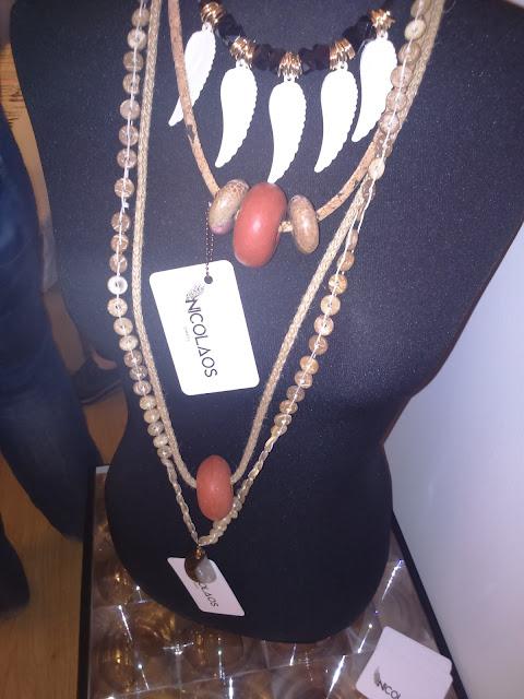 Nicolaos accessories