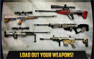 Kill Shot Mod Apk Unlocked All Weapon