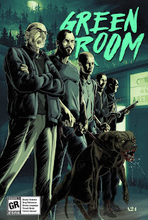 Green Room Poster from IMP Awards