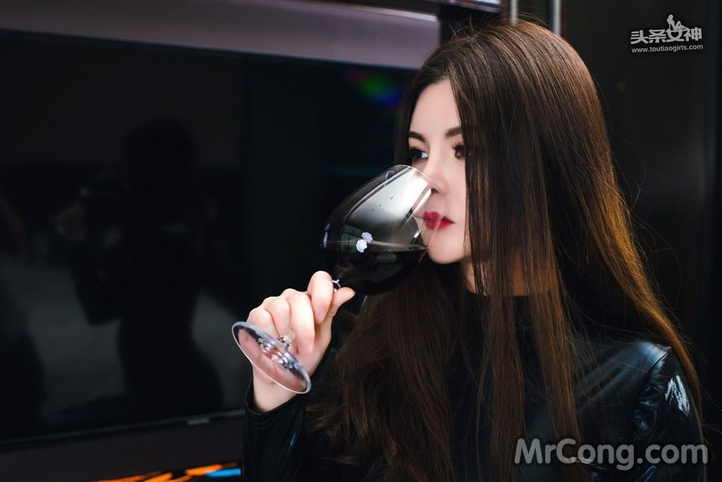 Image MrCong.com-TouTiao-2017-02-11-Tong-An-Qi-008 in post TouTiao 2017-02-11: Người mẫu Tong An Qi (童安琪) (27 ảnh)