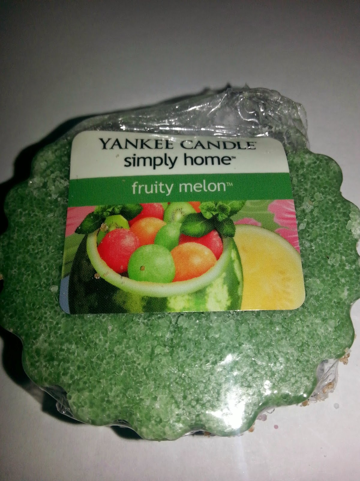 Fruity Melon - Yankee Candle (Simply Home)