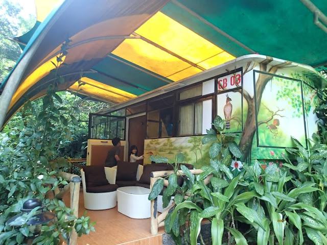 safari lodge caravan taman safari indonesia