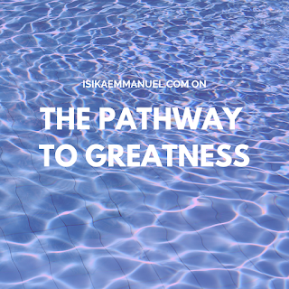 The Pathway To Greatness - Joshua Selman 1