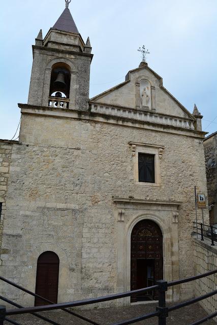 Eglise Ste Maria della Pieta